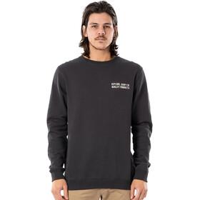 Rip Curl Garage Crew sweater Herrer, sort